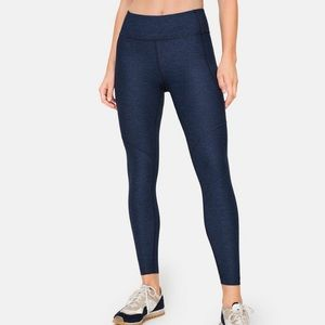 Outdoor Voices Navy Leggings